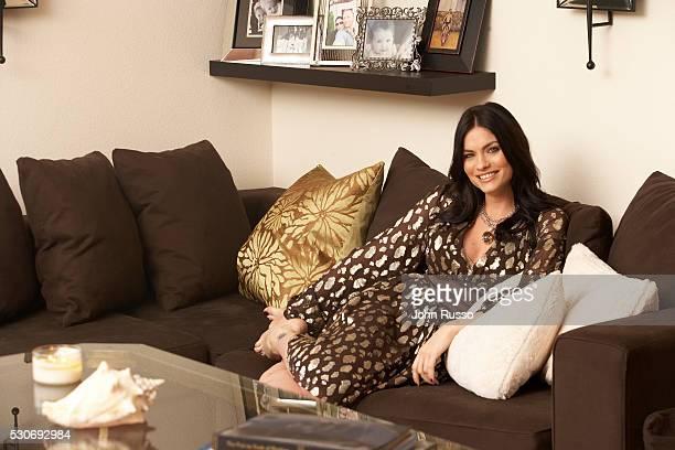 Jodi Lyn O'Keefe at Home