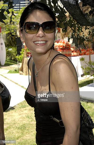Jodi Lyn O'Keefe during Cabana PreMTV Movie Awards Beauty Buffet Day Two at Private Residence in Hollywood California United States