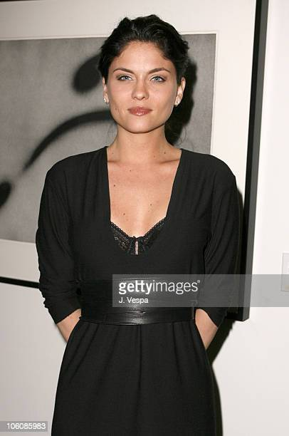Jodi Lyn O'Keefe during Jenni Kayne Dinner to Celebrate Her Fall 2006 Collection in Beverly Hills California United States