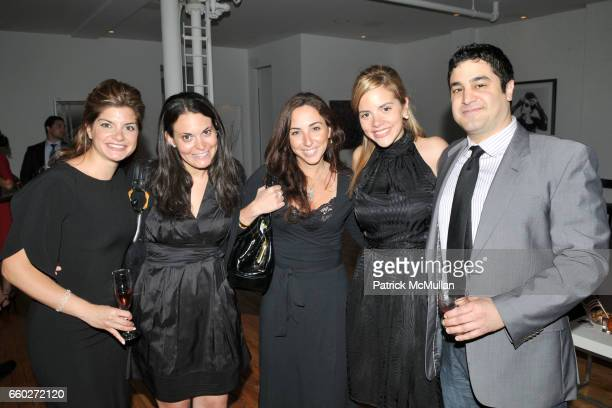 Jodi Materna Alyssa White Kara Asciutto Janine Materna and Sam Hamadeh attend Cocktails with JANINE MATERNA NY City Council Candidate Hosted by Sam...