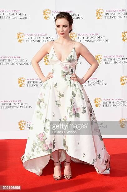 Jodie Comer attends the House Of Fraser British Academy Television Awards 2016 at the Royal Festival Hall on May 8 2016 in London England