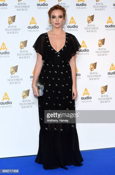 Jodie Comer attends the Royal Television Society Programme Awards on March 21 2017 in London United Kingdom