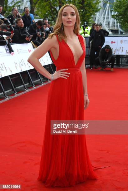 Jodie Comer attends the Virgin TV BAFTA Television Awards at The Royal Festival Hall on May 14 2017 in London England