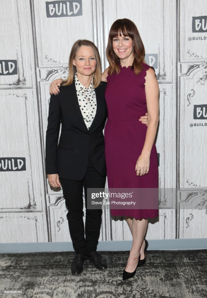 "Build Series Presents Jodie Foster & Rosemarie DeWitt Discussing ""Black Mirror - Arkangel"""