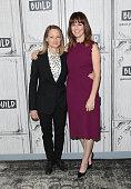 Build Series Presents Jodie Foster and Rosemarie DeWitt...