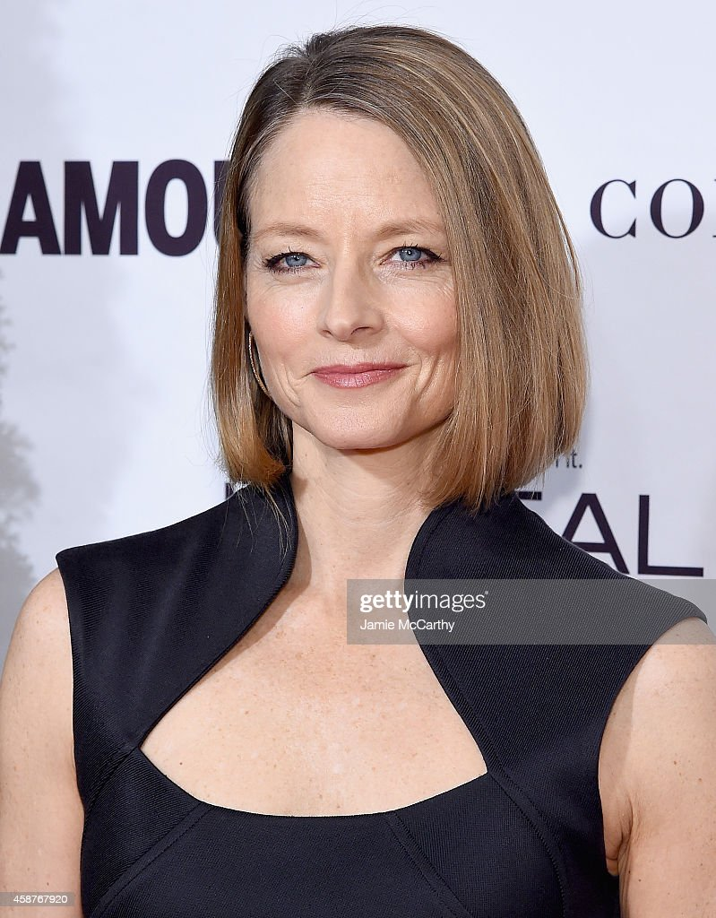 <a gi-track='captionPersonalityLinkClicked' href=/galleries/search?phrase=Jodie+Foster&family=editorial&specificpeople=204488 ng-click='$event.stopPropagation()'>Jodie Foster</a> attends the Glamour 2014 Women Of The Year Awards at Carnegie Hall on November 10, 2014 in New York City.
