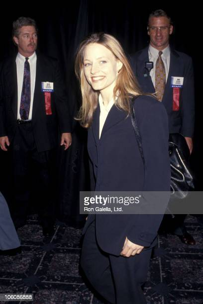 Jodie Foster during 1994 ShoWest Convention Hosted by NATO at Bally's Hotel in Las Vegas Nevada United States
