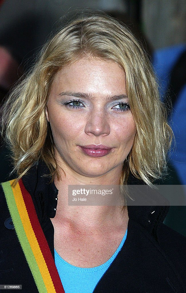 Jodie Kidd arrives at the annual 'Nationwide Mercury Music Prize' at the Grosvenor House on September 7, 2004 in London. Making the 12-album short list this year are Basement Jaxx (Kish Kash), Belle & Sebastian (Dear Catastrophe Waitress), Franz Ferdinand (Franz Ferdinand), Jamelia (Thank You), Keane (Hopes and Fears), Snow Patrol (Final Straw), Joss Stone (The Soul Sessions, The Streets (A Grand Don't Come For Free), Ty (Upwards), Amy Winehouse (Frank), Robert Wyatt (Cuckooland) and The Zutons (Who Killed The Zutons).