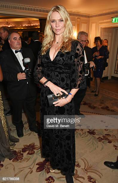 Jodie Kidd attends The Cartier Racing Awards 2016 at The Dorchester on November 8 2016 in London England