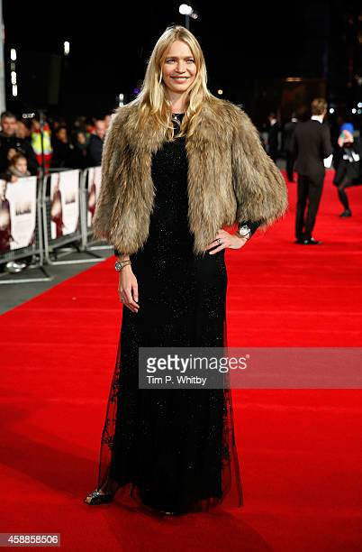 Jodie Kidd attends the 'Kajaki The True Story' UK Premiere at Vue Leicester Square on November 12 2014 in London England