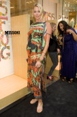 Jodie Kidd attends the Missoni For Hoping Foundation Launch Party at the Missoni Bond Street Store on June 29 2011 in London England