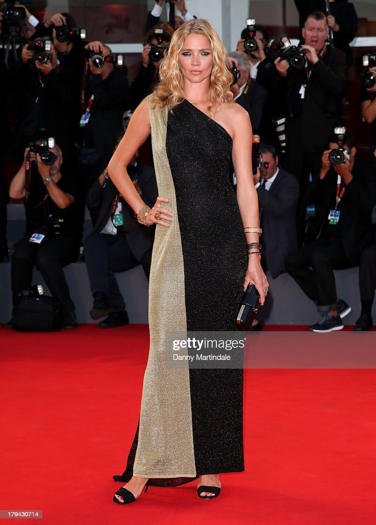 Jodie Kidd attends 'Under The Skin' Premiere during the 70th Venice International Film Festival at Sala Grande on September 3, 2013 in Venice, Italy.