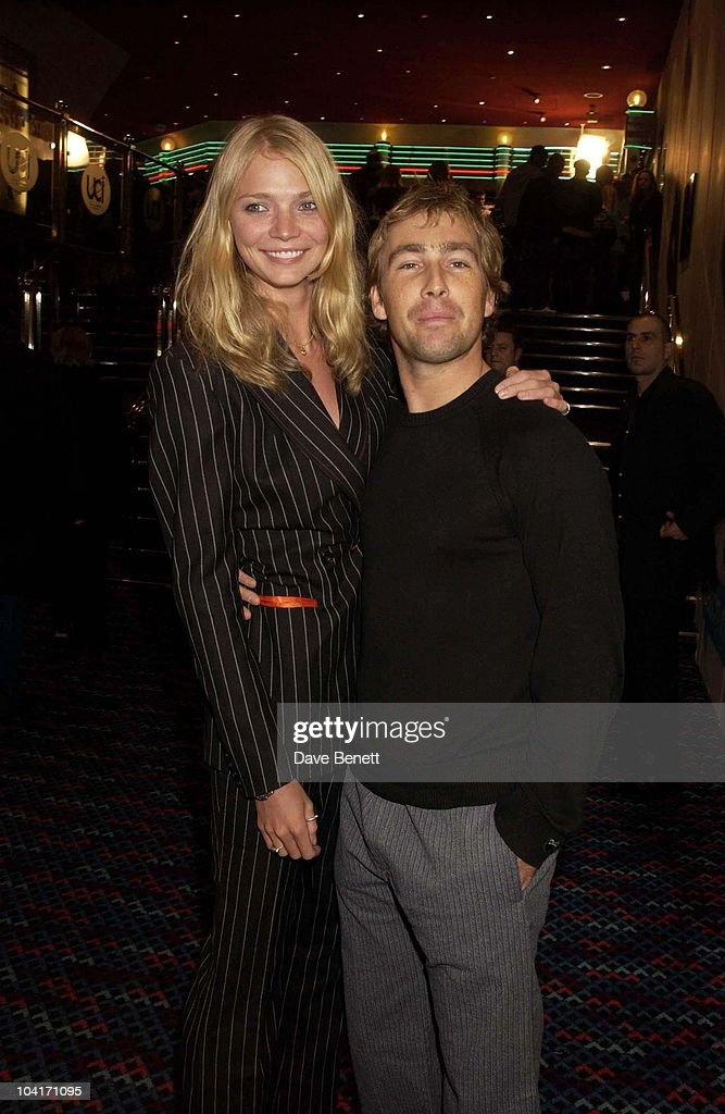 Jodie Kidd, 'Catch Me If You Can' Movie Premiere Held At The Empire Cinema In Leicester Square, London.