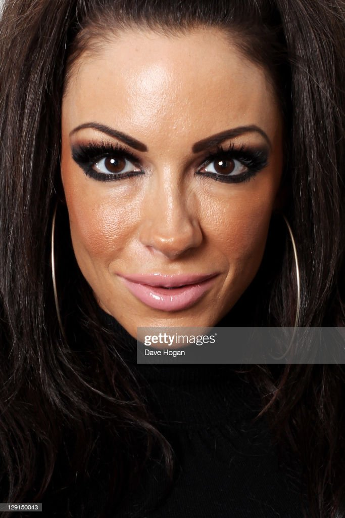 Jodie Marsh - Portrait Session