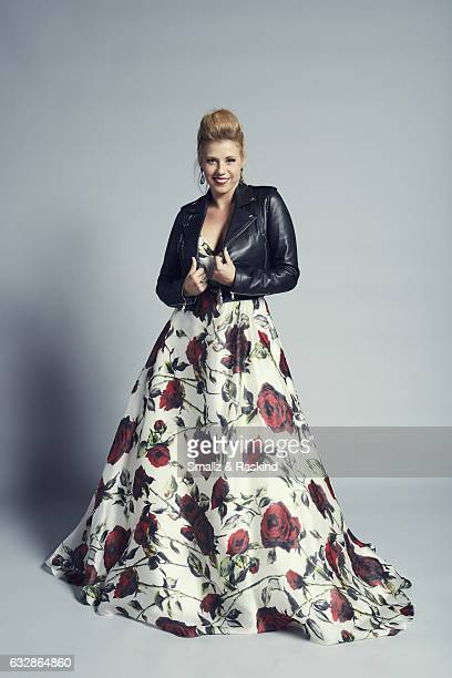 Jodie Sweetin poses for a portrait at the 2017 People's Choice Awards at the Microsoft Theater on January 18 2017 in Los Angeles California