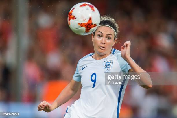Jodie Taylor of England women during the UEFA WEURO 2017 quarter finale match between England and France at The Adelaarshorst on July 30 2017 in...