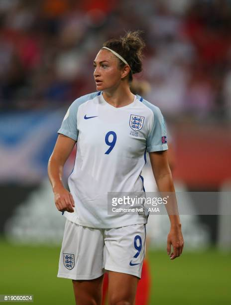 Jodie Taylor of England Women during the UEFA Women's Euro 2017 match between England and Scotland at Stadion Galgenwaard on July 19 2017 in Utrecht...