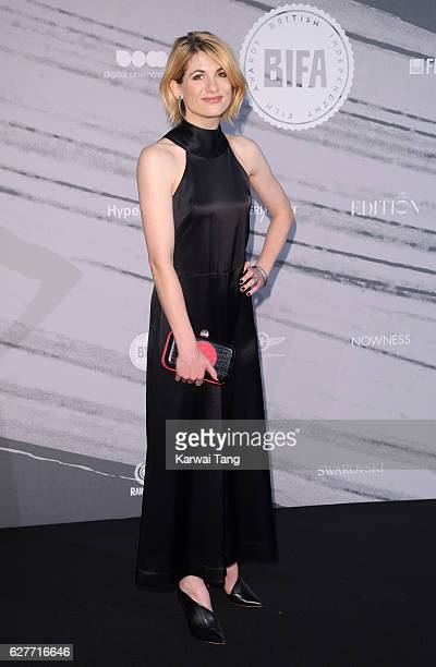 Jodie Whittaker attends at The British Independent Film Awards at Old Billingsgate Market on December 4 2016 in London England