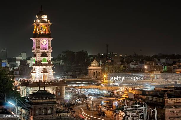 Jodpur at Night