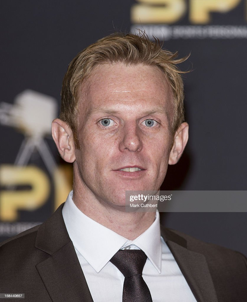 Jody Cundy attends the BBC Sports Personality Of The Year Awards at ExCel on December 16, 2012 in London, England.