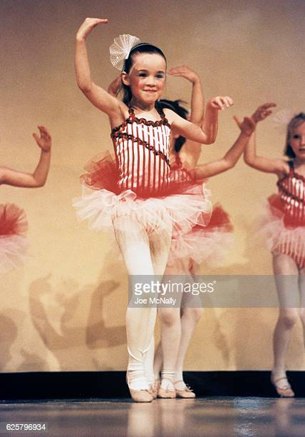 UNDATED Jody Miller performs in a dance recital in this undated photograph Jody had endured a an 11 and a half hour hemispherectomy or removal of the...