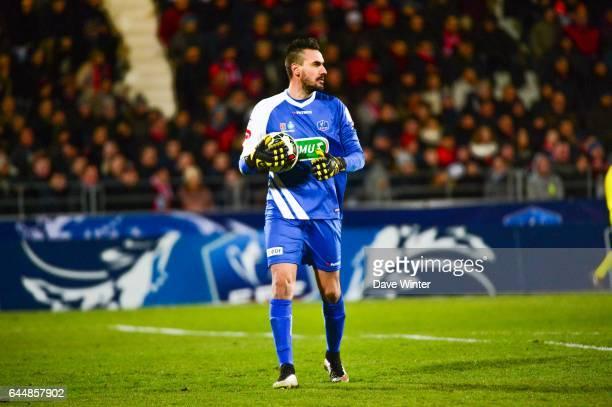 Jody VIVIANI Boulogne / Saint Etienne 1/4Finale Coupe de France Photo Dave Winter / Icon Sport