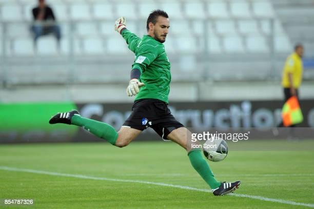 Jody VIVIANI Grenoble / Evian Thonon 34eme journee de Ligue 2