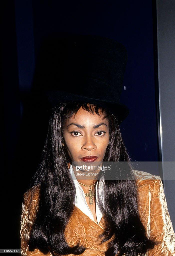 Jody Watley at Club USA New York New York November 5 1993