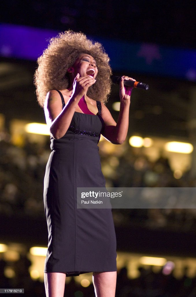 Jody Watley at the opening of the Seventh Gay Games at Soldier Field in Chicago Illinois on July 15 2006