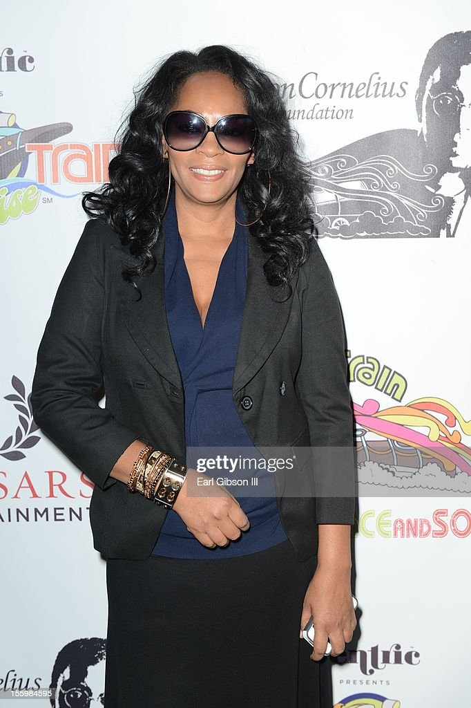 Jody Watley attends the First Annual Soul Train Celebrity Golf Invitational on November 9, 2012 in Las Vegas, Nevada.