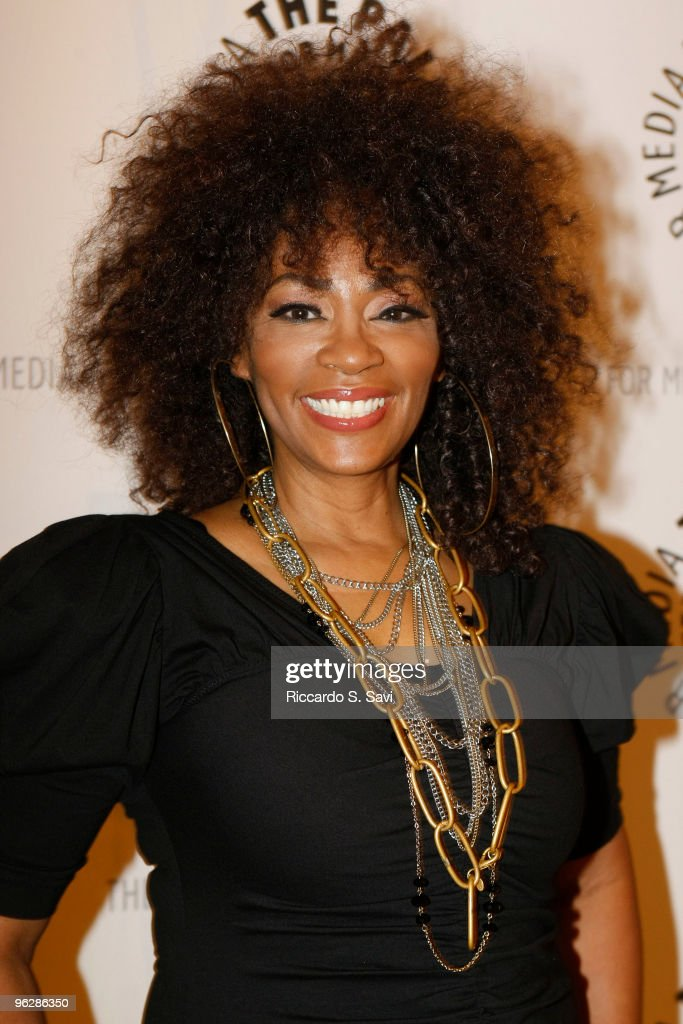 Jody Watley attends The Paley Center for Media 'Soul Train The Hippest Trip in America' premiere screening of VH1 Rock Docs on January 29 2010 in...