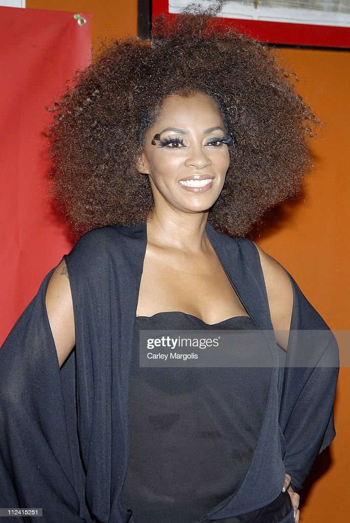 Jody Watley during Jody Watley Celebrates the Release of Her New CD 'The Makeover' With A Live Performance and CD Signing at Virgin Megastore Union...