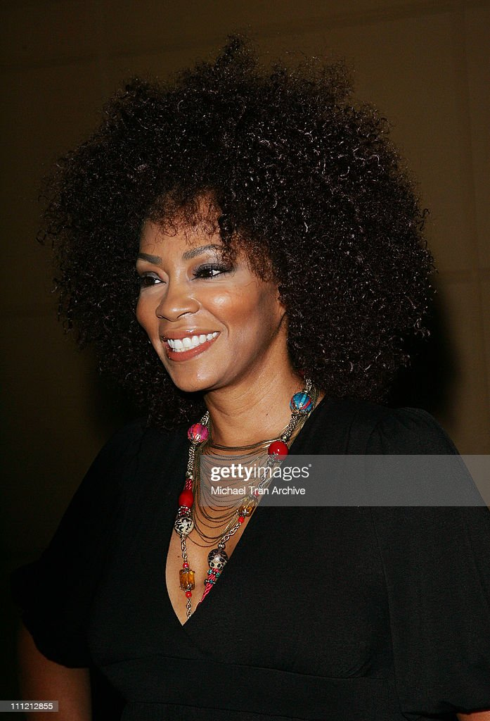 Jody Watley during 'The Bible ExperienceLive' Arrivals November 15 2006 at West Los Angeles Church in Los Angeles California United States