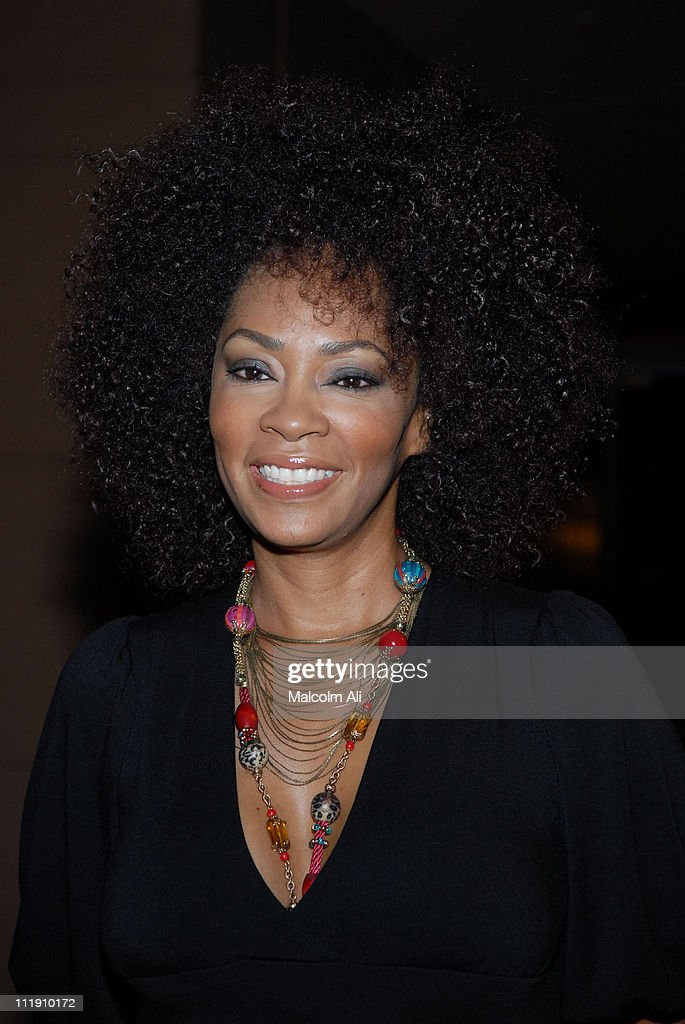 Jody Watley during 'The Bible ExperienceLive' at West Angeles Church November 15 2006 at West Angeles Church in Los Angeles CA United States
