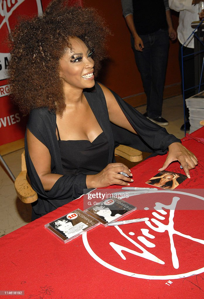 Virgin Megastore Union Square Celebrates the Release of Jody Watley?s New CD