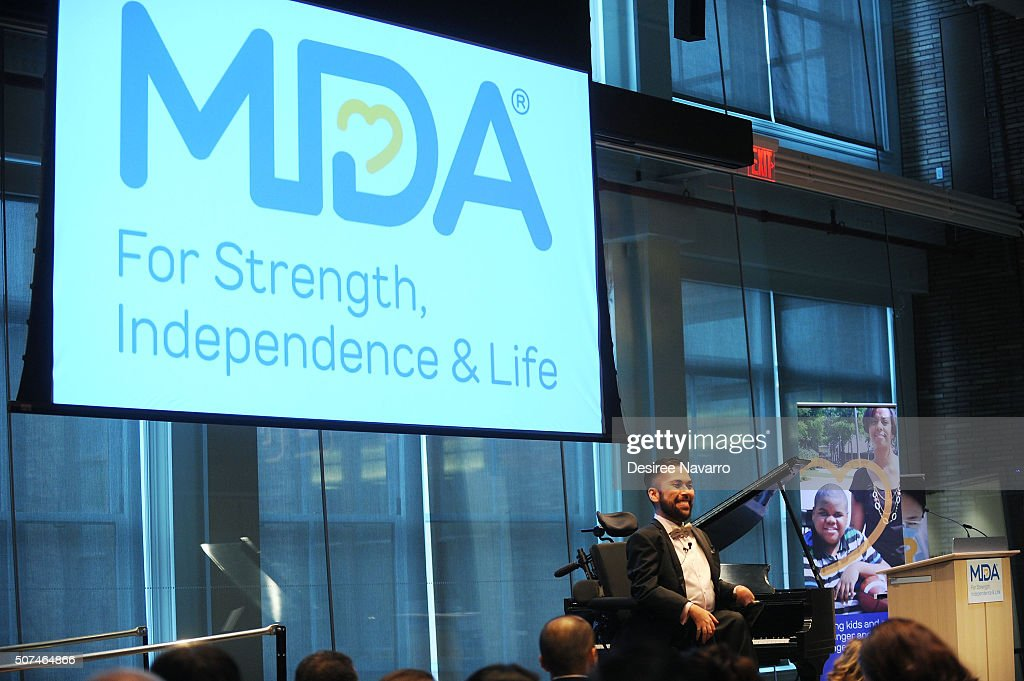 Joe akmakjian mda s 2016 national goodwill ambassador attends the