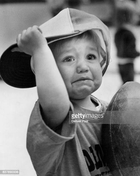 Joe Bast 20monthold Bronco fan seemed to have a premonition of Sunday's Super Bowl game when he and his classmates from Littleton's Mini Skool...
