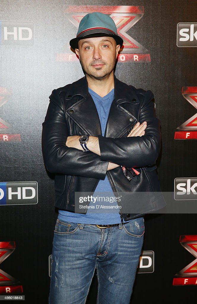 Joe Bastianich attends 'X Factor 2013 - The Final' Red Carpet on December 12, 2013 in Milan, Italy.