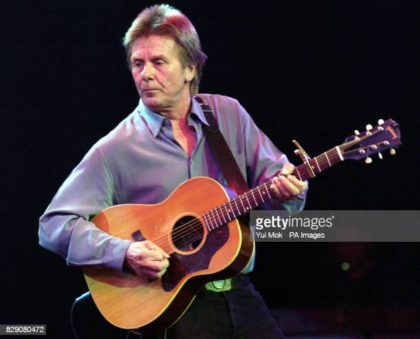 Joe Brown during the Lonnie Donegan tribute concert at the Royal Albert Hall in central London Some of the biggest names in rock took part in a...