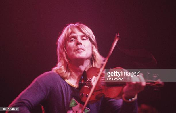 Joe Brown performs on stage at the Roundhouse in London England on April 16 1972