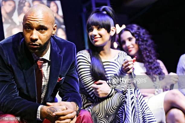 Joe Budden appears at the VH1 'Love Hip Hop' Season 4 Premiere at Stage 48 on October 28 2013 in New York City
