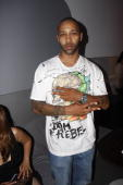Joe Budden attends Kim Osorio's Birthday Party on June 16 2008 at Glass in New York