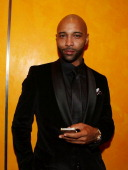 Joe Budden attends the Global Spin Awards at Times Center on November 18 2013 in New York City
