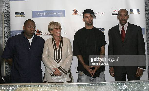 Joe Budden during Miami HipHop Summit on Financial Empowerment Presented by Chrysler Financial at Mansion in Miami Beach Florida United States