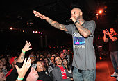 Joe Budden performs at BB King on December 3 2012 in New York City