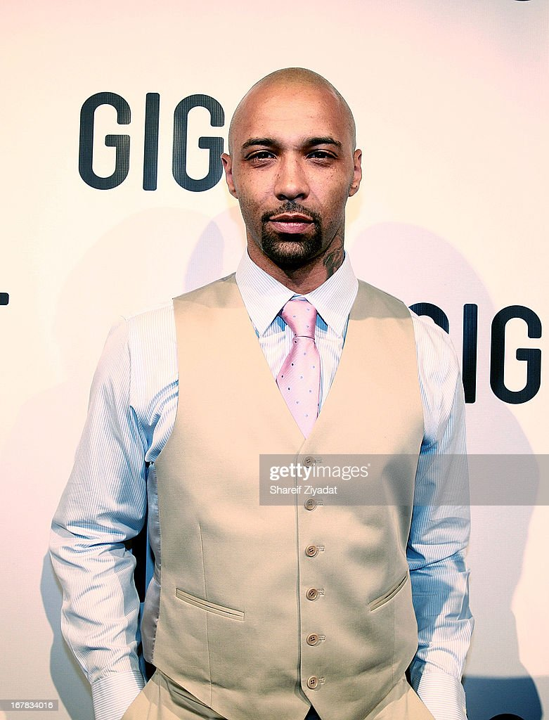 Joe Buddon attends the Gig-It Launch Party at Capitale Bowery on April 30, 2013 in New York City.