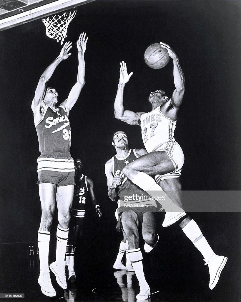 Atlanta Hawks Joe Caldwell