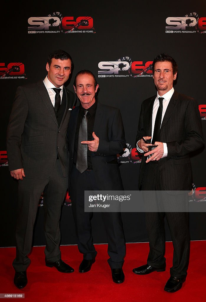 <a gi-track='captionPersonalityLinkClicked' href=/galleries/search?phrase=Joe+Calzaghe&family=editorial&specificpeople=218106 ng-click='$event.stopPropagation()'>Joe Calzaghe</a> and guests attend the BBC Sports Personality of the Year Awards at First Direct Arena on December 15, 2013 in Leeds, England.