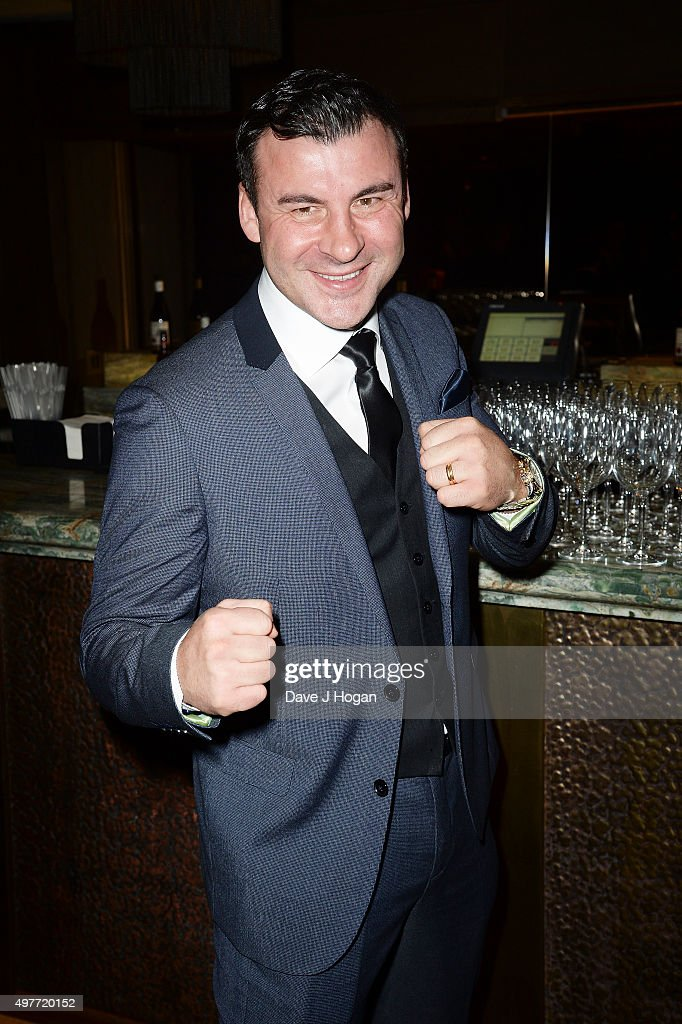 """Mr Calzaghe"" - UK Gala Screening - VIP Arrivals"