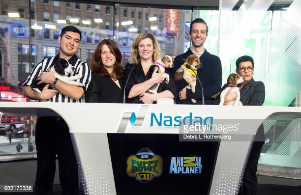 Joe Carey Dawn Sinsel Erin Wanner Vice President Production Simon Morris and Patrice Andrews and Discovery Communications Network Animal Planet Puppy...